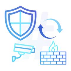 RECENT Server Management + AntiVirus + Web Protection